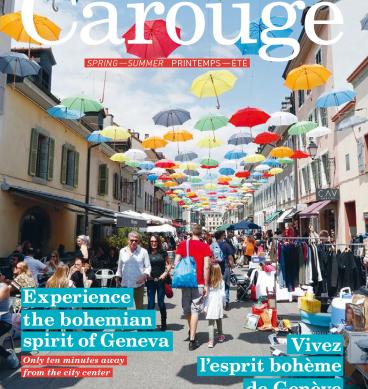 L'esperienza nella Città di Carouge. Una guida della Città Sarda