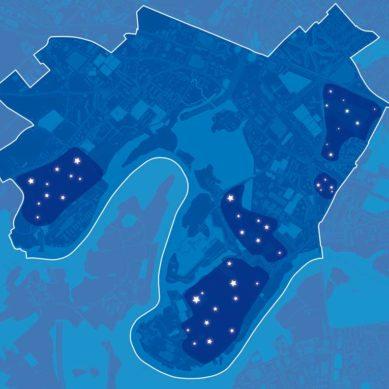 La Città di Vernier sotto le stelle!