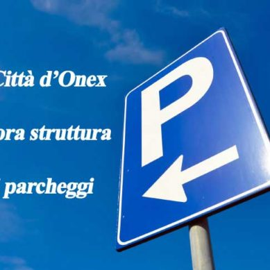 I parcheggi nella Città di Onex
