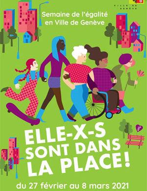 Ginevra: Settimana dell'uguaglianza 2021