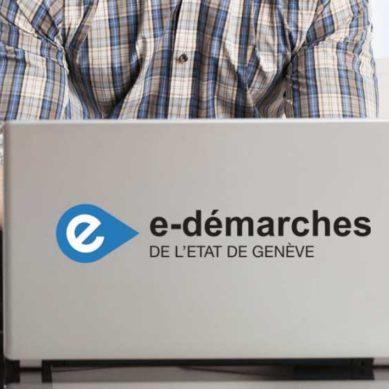 L'iscrizione alle e-démarches