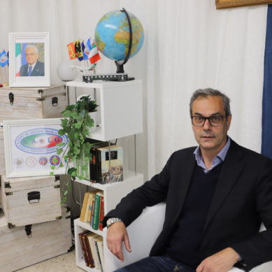"""Il Professor Roberto Marci all'""""Angolo della Notizia"""""""