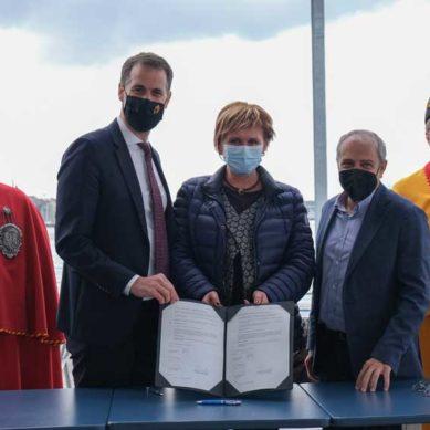 La gestione della spiaggia dei Eaux-Vives passa alla Città di Ginevra