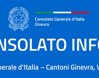 Al Consolato Generale d'Italia parte il progetto di newsletter periodica