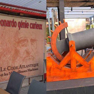 Leonardo Da Vinci alla Fondation Paternus a Payerne