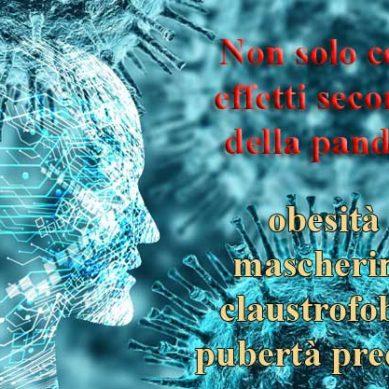 Non solo covid; effetti secondari della pandemia