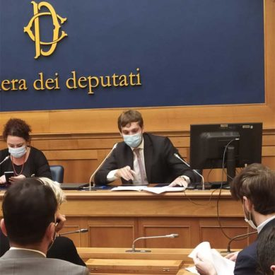 L'On. Ungaro: Nasce l'intergruppo Parlamentare Next Generation Italia