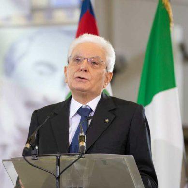 Italia: Il Presidente Mattarella a Palermo ricorda le stragi di Capaci e di Via d'Amelio