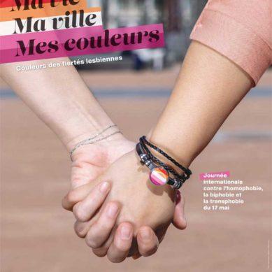 Ville de Genève. Campagna contro l'omofobia, la bifobia e la transfobia 2021
