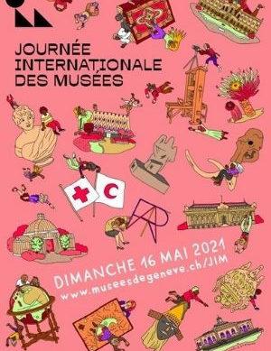 Città di Ginevra: Giornata internazionale dei musei