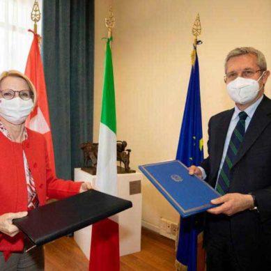 Italia e Svizzera: accordo per il riconoscimento reciproco delle patenti di guida