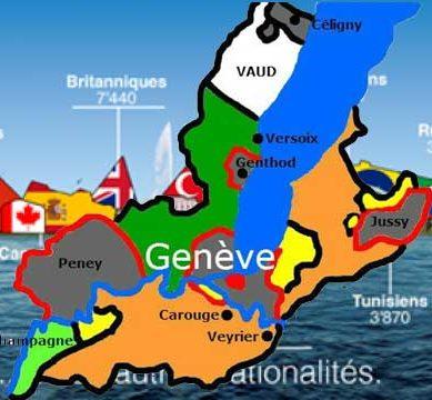 Cantone di Ginevra. La partecipazione politica degli stranieri: diagnosi e azioni