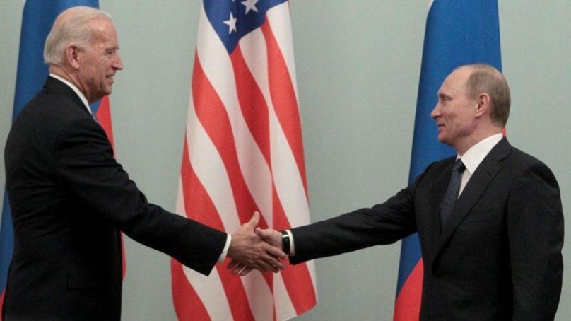 Città di Ginevra: Joe Biden e Vladimir Poutine alla Villa La Grange