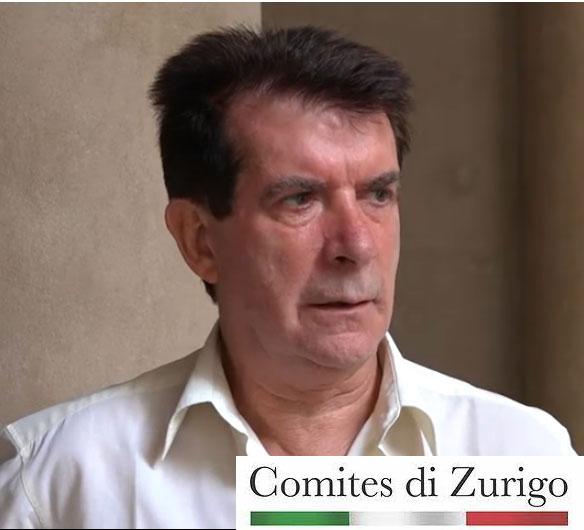Incontro con Luciano Alban, Presidente del Com.It.Es di Zurigo