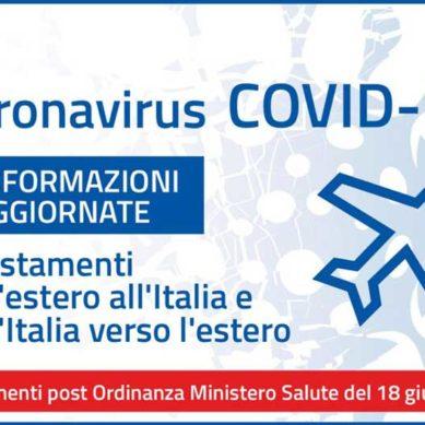 Italia: Certificazione Verde Covid-19