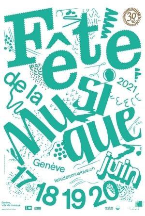 Città di Ginevra: Fête de la Musique 2021