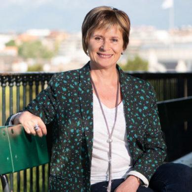 Frédérique Perler è sindaco della Città di Ginevra dal 1 giugno 2021