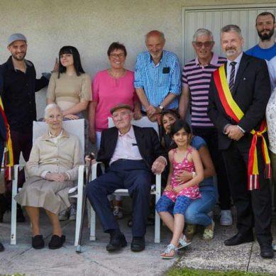 Giovanni Vincenti: Chêne-Bourg festeggia i suoi centenari