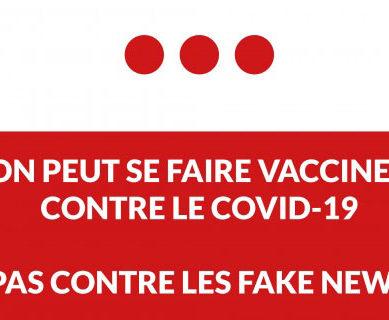 Il Canton di Ginevra lancia di una campagna di sensibilizzazione sulla vaccinazione