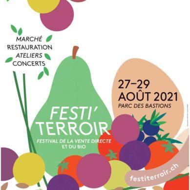 Città di Ginevra Festi'Terroir torna per una terza edizione