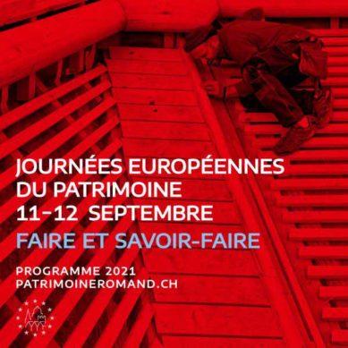 Città di Ginevra. Giornate Europee del Patrimonio 2021