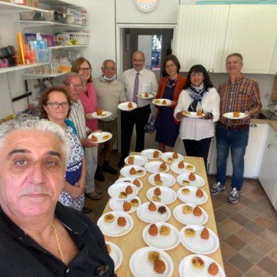 La SAIG ospita gli anziani per la festa del 1° ottobre